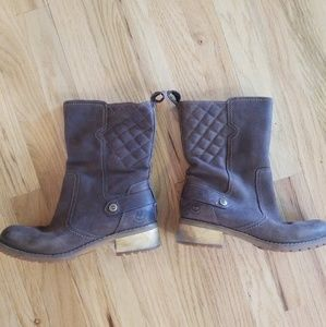 Timberland Pull On Boots Women's 8